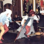 Historický tanec