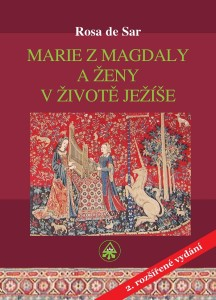 Marie z Magdaly obal